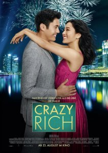 Pasakiškai turtingi / Crazy Rich Asians (2018)