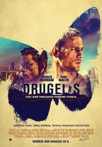 Drugelis / Papillon (2017)