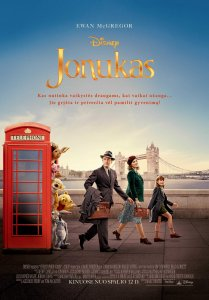 Jonukas / Christopher Robin (2018)