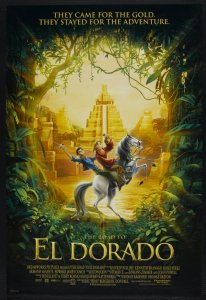 Kelias į Eldorado / The Road to El Dorado (2000)