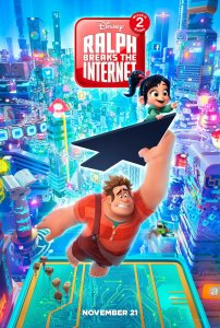 Ralfas Griovėjas 2 / Ralph Breaks the Internet (2018)