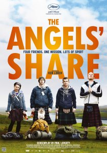 Angelų dalis / The Angels Share (2012)