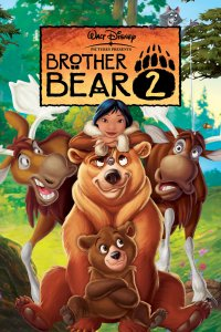 Brolis lokys 2 / Brother bear 2 (2006)