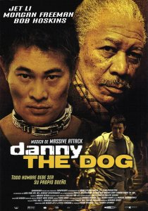 Šuo Denis / Danny the Dog (2005)