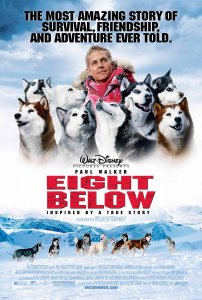 Palikti sniegynuose / Eight Below (2006)