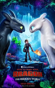 Kaip prisijaukinti slibiną 3 / How to Train Your Dragon 3: The Hidden World (2019)