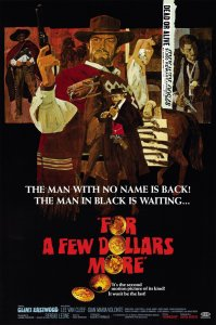 Keliais doleriais daugiau / For a Few Dollars More (1965)