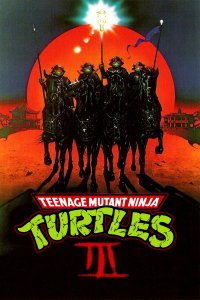 Vėžliai nindzės 3 / Teenage Mutant Ninja Turtles III (1993)