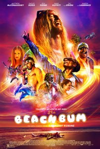 Pajurio šlaistūnas / The Beach Bum (2019)