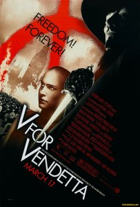 V - tai Vendeta / V for Vendetta (2005)