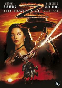 Legenda apie Zoro / The Legend of Zorro (2005)