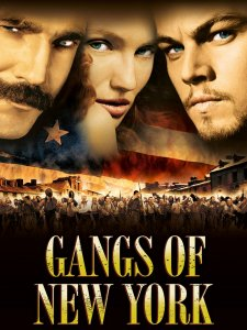 Niujorko gaujos / Gangs of New York (2002)