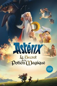 Asteriksas: magiškojo gėrimo paslaptis / Asterix: The Secret of the Magic Potion (2018)