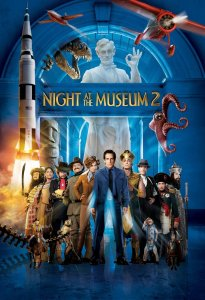 Naktis muziejuje 2 / Night at the Museum Battle of the Smithsonian (2009)