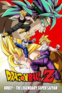 Drakonų kova Z: Broly - legendinis Super Sajanas / Dragon Ball Z: Broly - The Legendary Super Saiyan (1993)