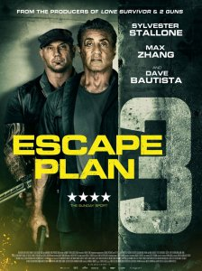 Pabėgimo planas 3 / Escape Plan: The Extractors (2019)