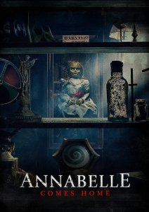 Anabelė 3 / Annabelle Comes Home (2019)