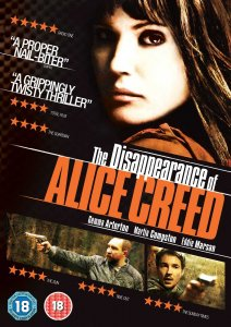 Elis Kryd dingimas / The Disappearance of Alice Creed (2009)