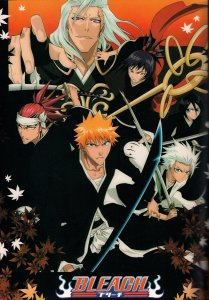 Bleach: Niekieno atsiminimai / Bleach: Memories of Nobody (2006)