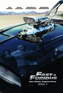 Greiti ir įsiutę 4 / Fast and Furious (2009)