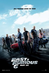 Greiti ir įsiutę 6 / Fast and Furious 6 (2013)