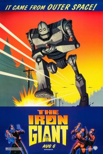 Plieninis milžinas / The Iron Giant (1999)