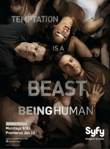 Būti žmogumi / Being Human (Season 3)