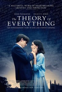 Visko teorija / The Theory of Everything (2014)