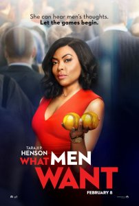 Ko nori vyrai / What Men Want (2019)