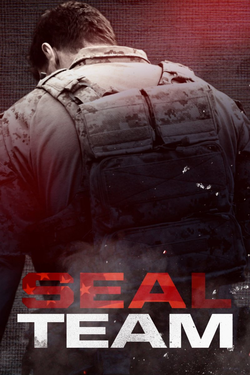 Ruonių komanda (3 Sezonas) / SEAL Team Season 3