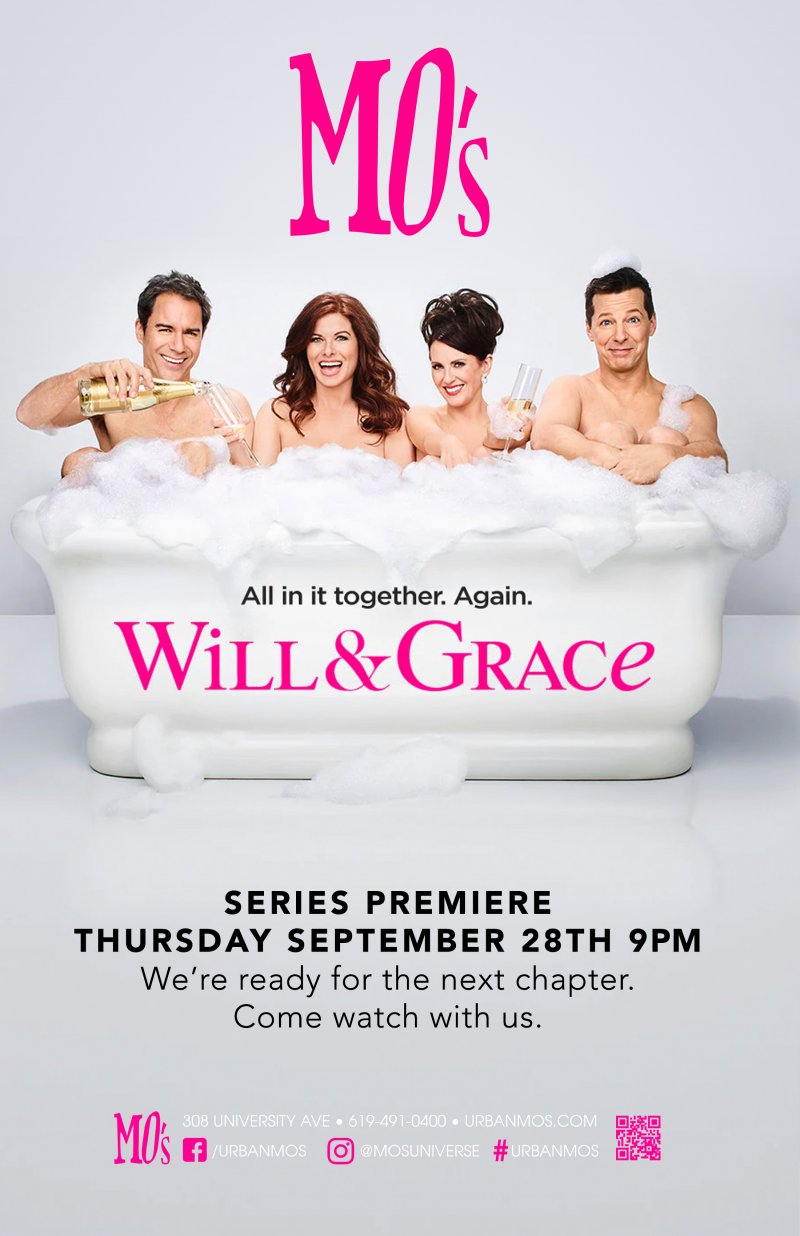 Vilas ir Greisė (11 Sezonas) / Will And Grace Season 11