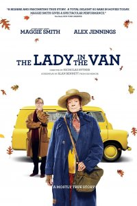 Dama furgone / The Lady in the Van (2015)