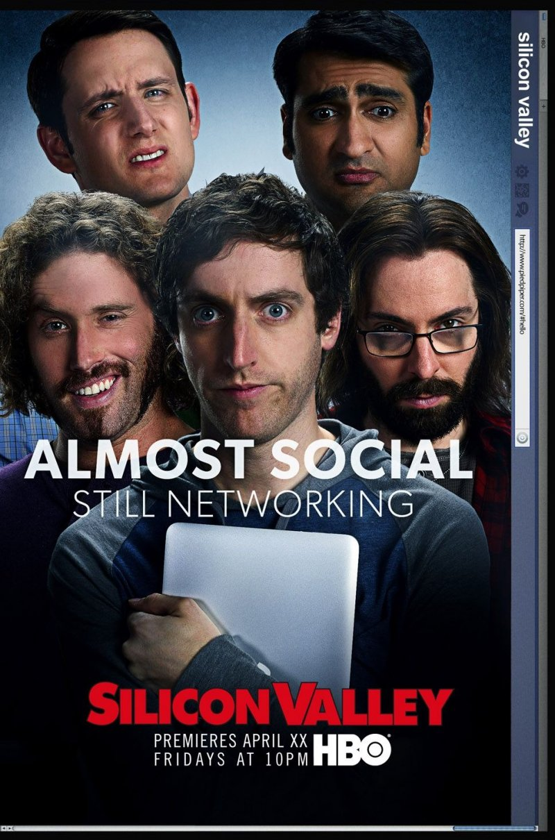 Silicio slėnis (6 Sezonas) / Silicon Valley Season 6