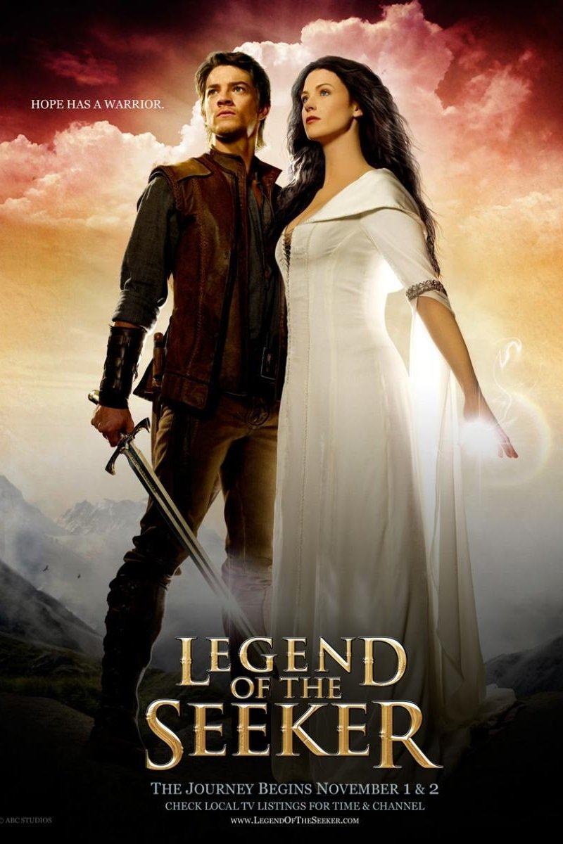 Ieškotojo legendos (2 Sezonas) / Legend of the Seeker Season 2