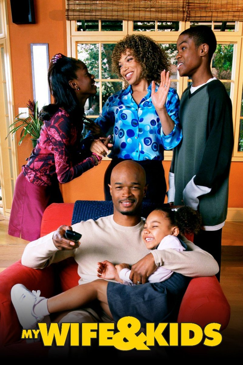 MANO ŽMONA IR VAIKAI (2 Sezonas) / MY WIFE AND KIDS Season 2