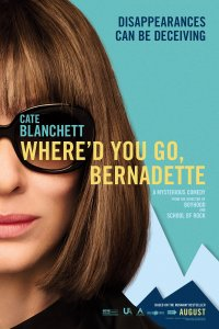 Kur tu pradingai, Bernadeta? / Whered You Go, Bernadette (2019)