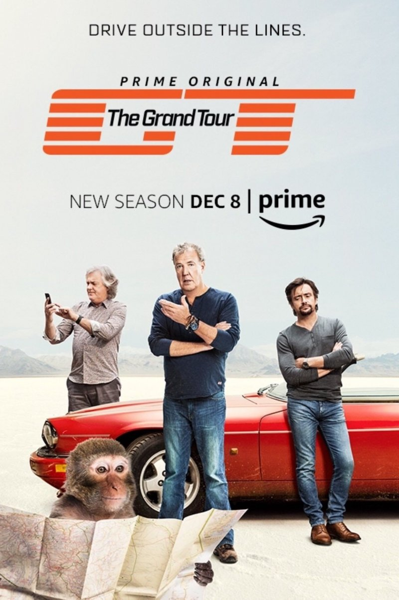 Didysis turas (4 sezonas) / The Grand Tour Season 4