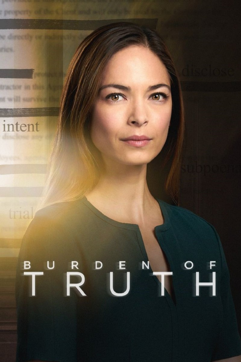 TIESOS NAŠTA (3 Sezonas) / BURDEN OF TRUTH Season 3