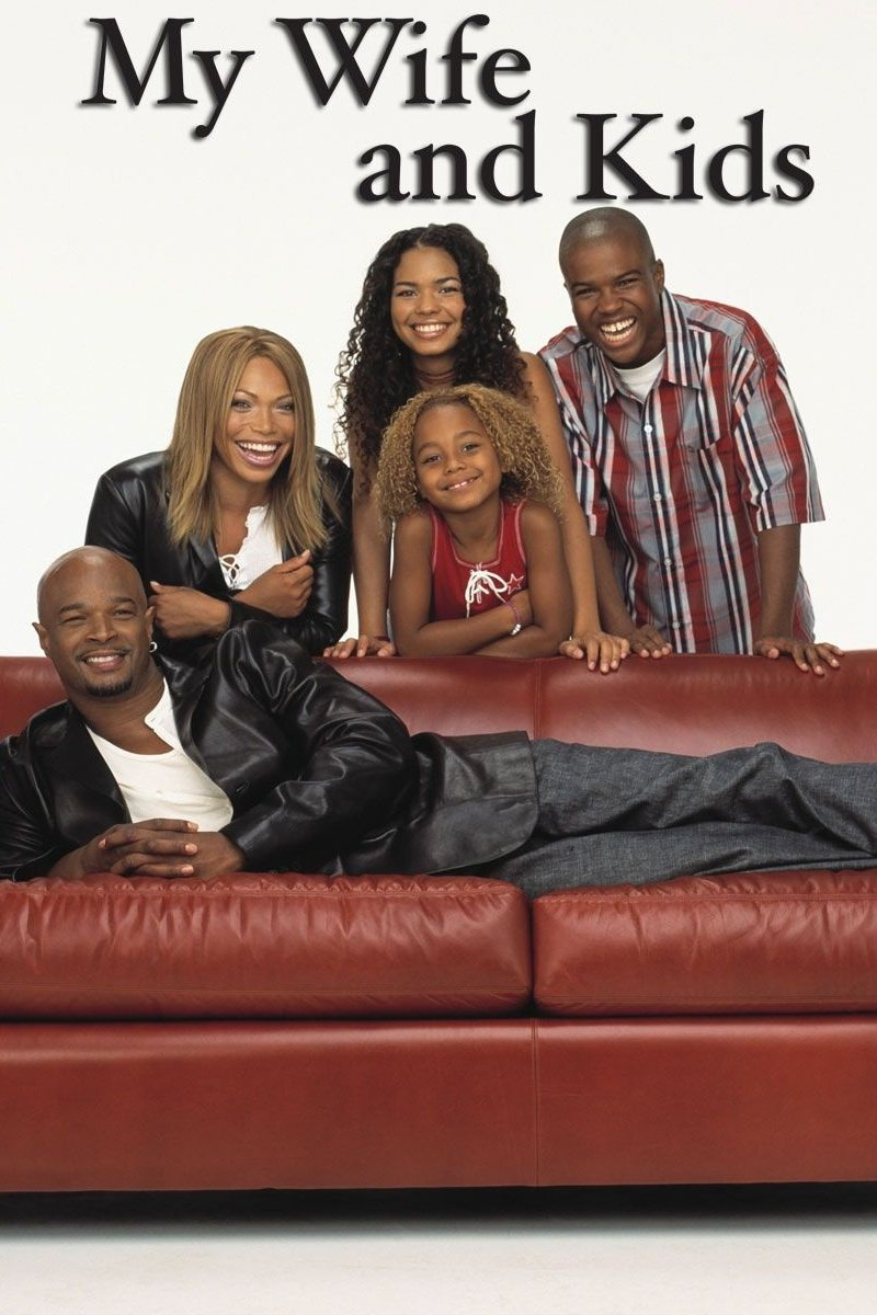 MANO ŽMONA IR VAIKAI (4 Sezonas) / MY WIFE AND KIDS Season 4