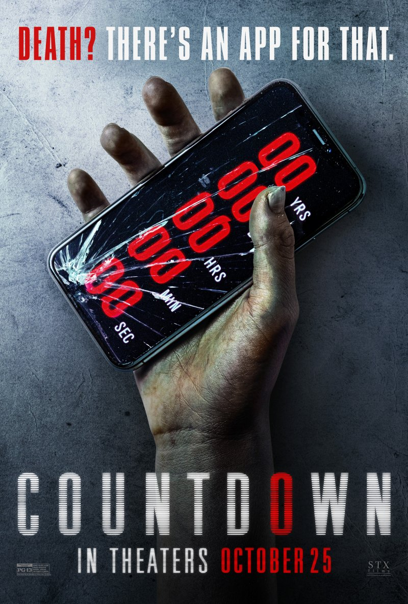 Mirties app'sas (2019) / Countdown