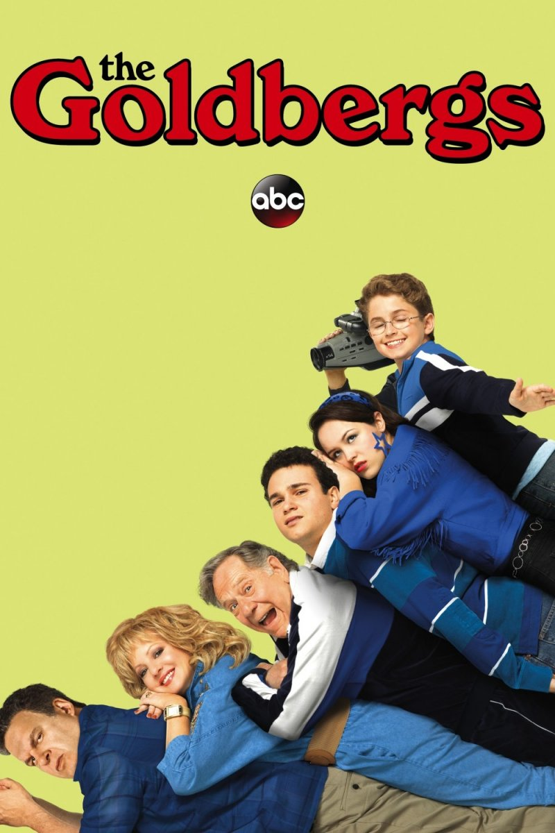 GOLDBERGAI (6 Sezonas) / THE GOLDBERGS Season 6