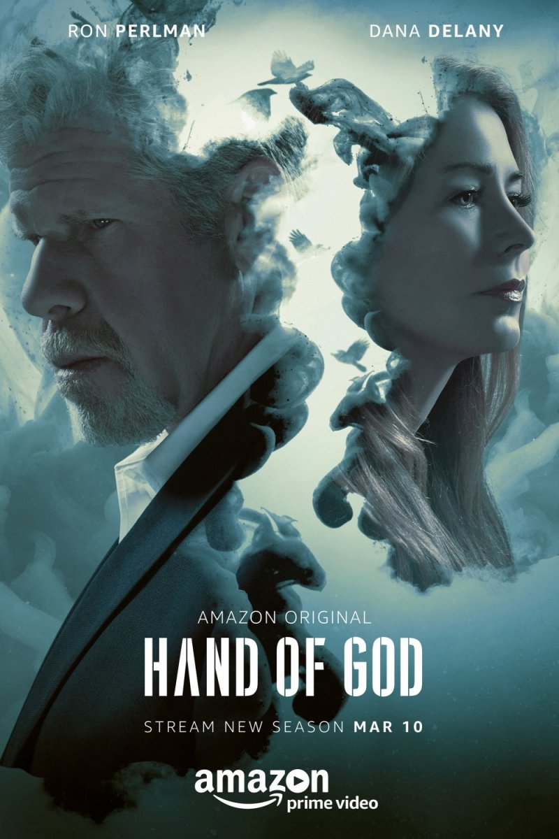 DIEVO RANKA (2 Sezonas) / HAND OF GOD Season 2