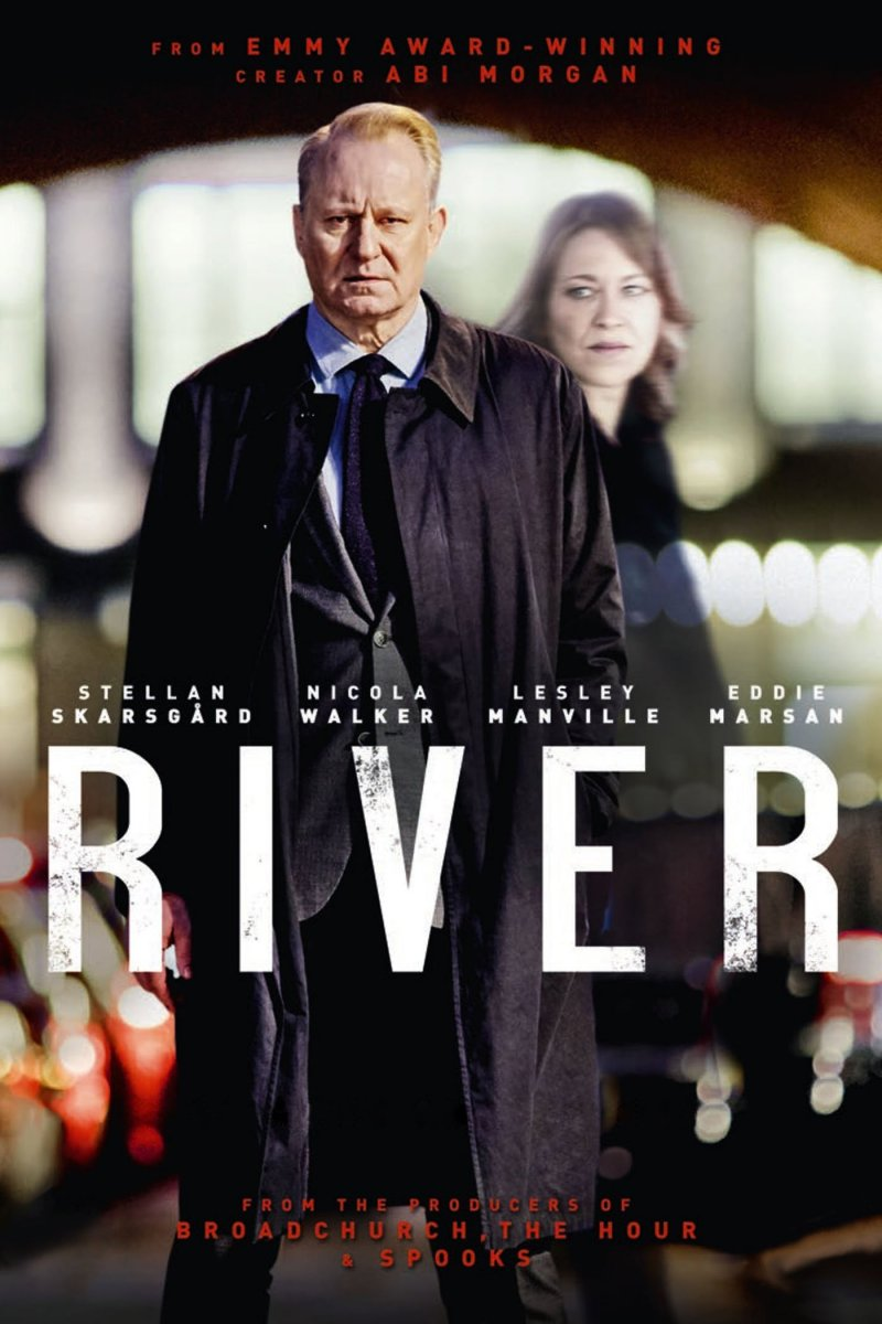 INSPEKTORIUS RIVERIS (1 Sezonas) / RIVER Season 1