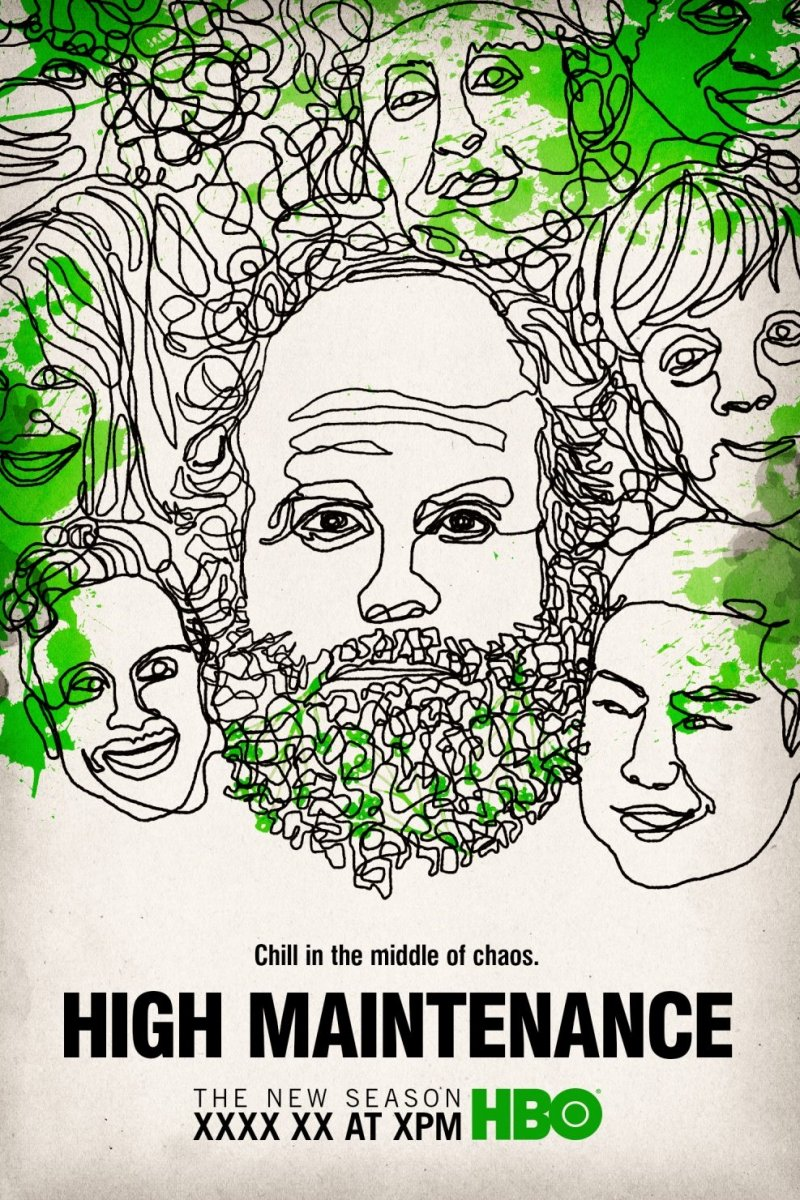 KAIFAS SU PRISTATYMU (4 Sezonas) / HIGH MAINTENANCE Season 4