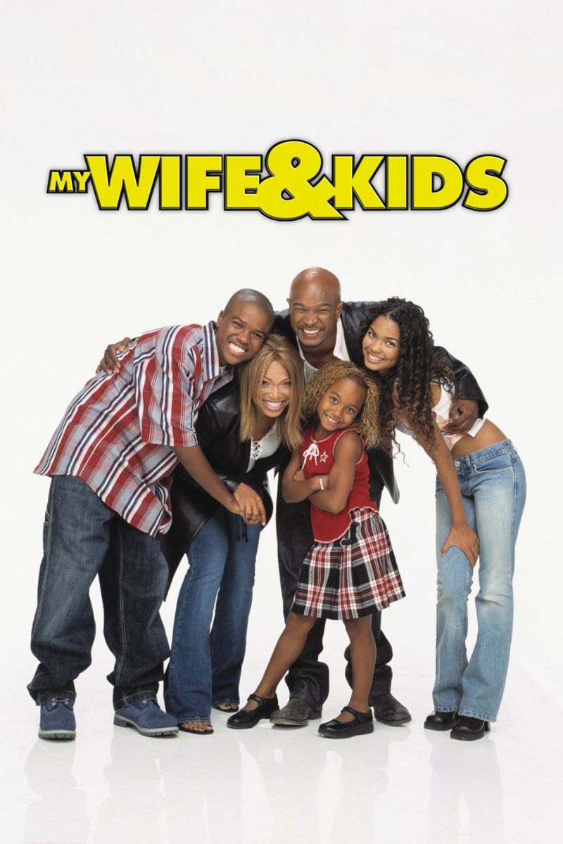 MANO ŽMONA IR VAIKAI (5 Sezonas) / MY WIFE AND KIDS Season 5